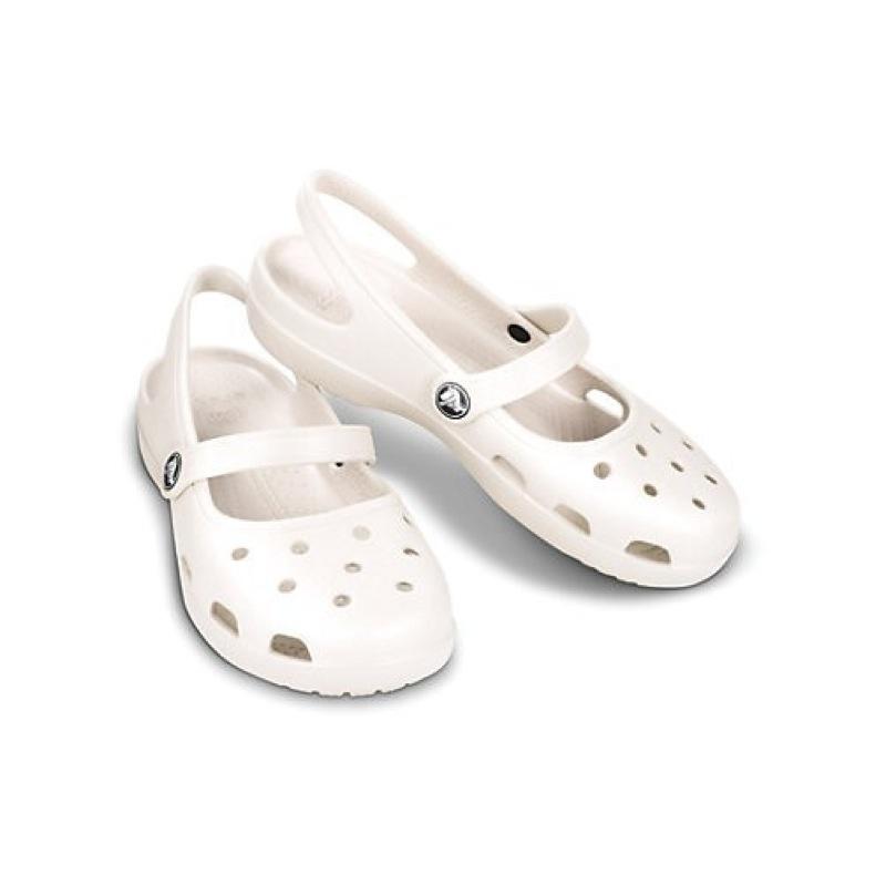 crocs shayna womens damen sandalen ballerina schwarz. Black Bedroom Furniture Sets. Home Design Ideas